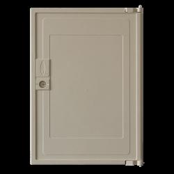 Porte de coffret Gaz Beige Minimixt S2300