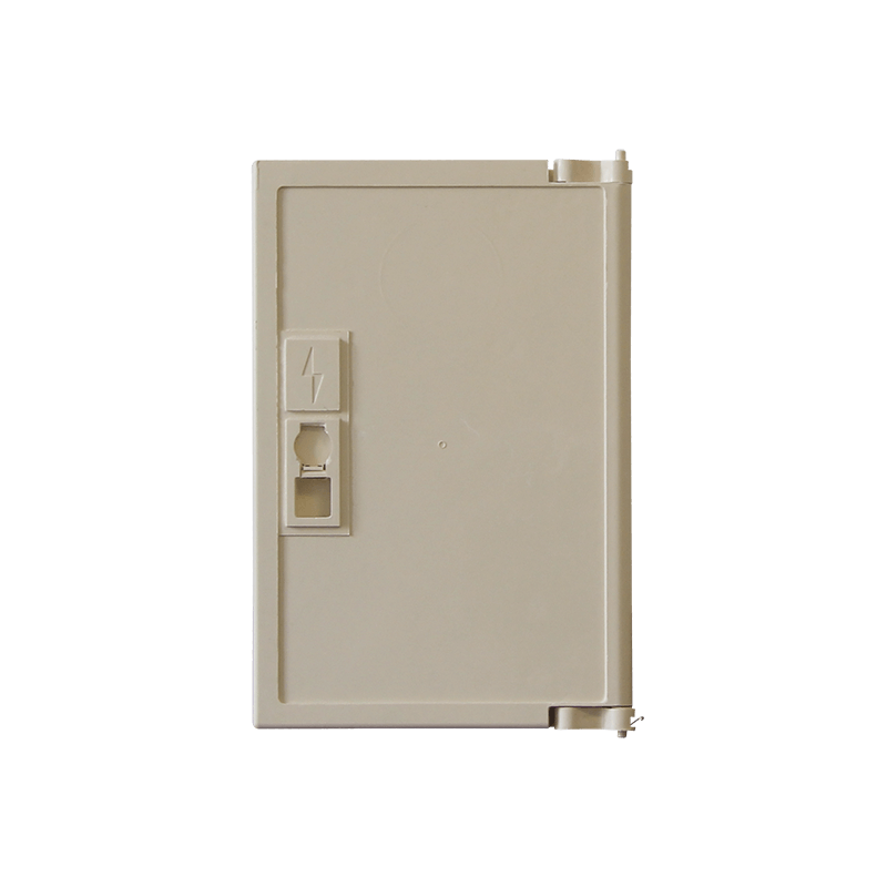 Porte de coffret simple s22 elec edf for Porte simple