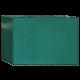 Boîte à colis grand format, horizontale , grande et résistance vert mousse
