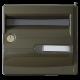 Porte CORAIL Boite aux lettres CAHORS Cidex Bloc 1 et 3 : 2006+