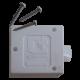 Serrure Rectangle Porte de Coffret Paninter / Minimixt + Clé Offerte