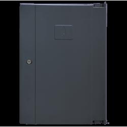 Porte Cuve Comptage GDF GAZ CAHORS S2400 Gris Anthracite