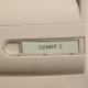Étiquette Gravée - SMC INDIVIDUEL - H33 x L99 x P0.5mm