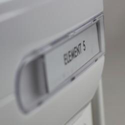 Porte-étiquette CORAIL Collectif