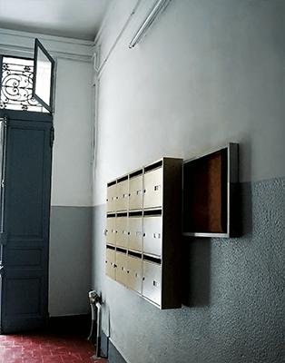 Boites aux lettres Compactes Verticales Courrier Element5