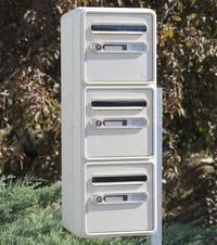 Serrure Porte De Bloc 3 6 Boites Aux Lettres Cahors Cidex 1976 2006